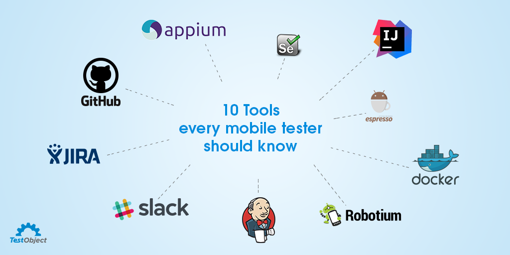 10 tools every mobile tester should know