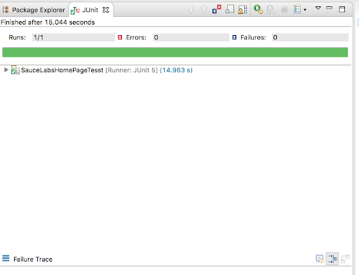 Getting Started with WebDriver-Selenium for Java in Eclipse