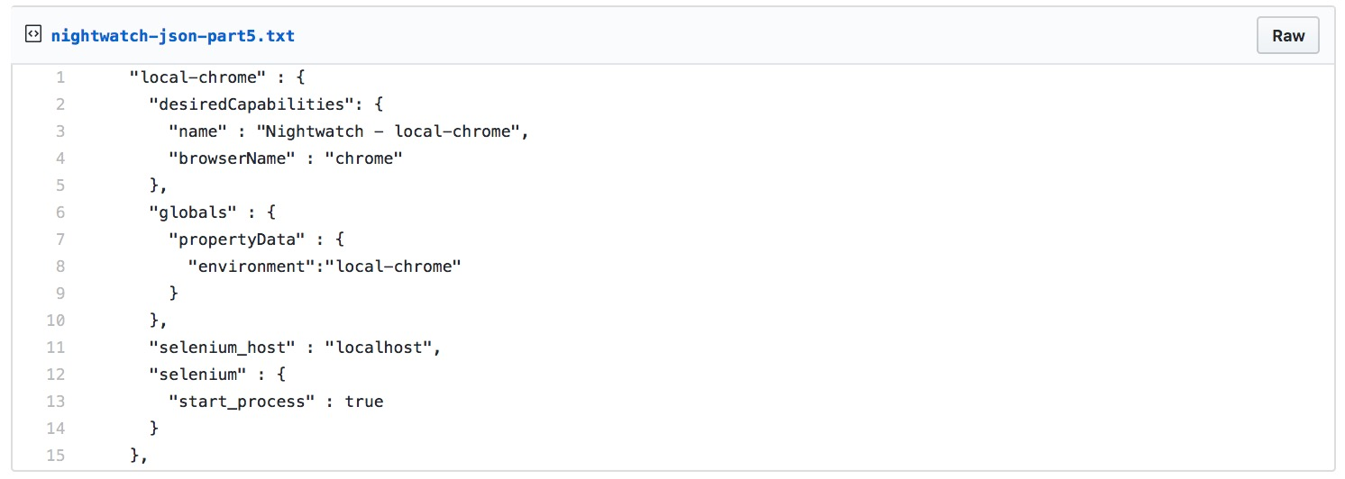 Nightwatch js Basics and Examples   Sauce Labs   Sauce Labs